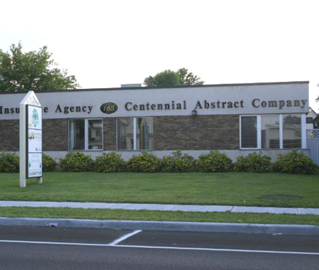 Centennial Abstract Office